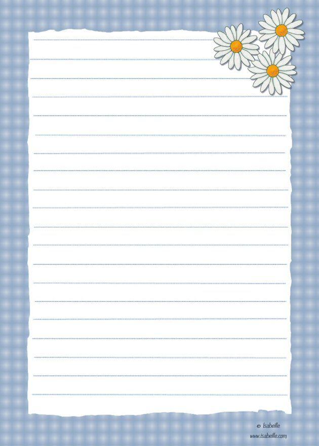Assez Papier a lettre decore a imprimer - Page 3 MN65