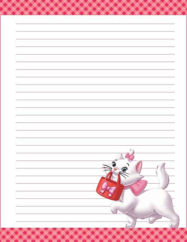 Papier a lettre decore a imprimer page 2 - Lettres a imprimer ...