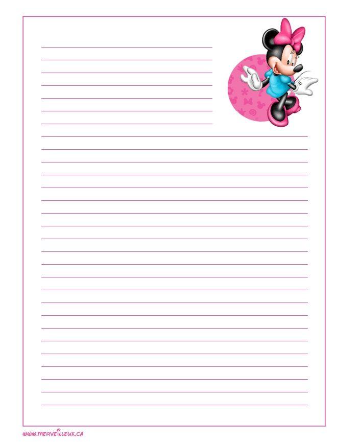 Assez Papier a lettre decore a imprimer - Page 2 MN65